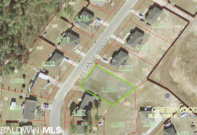 0 Pecan View Dr, Loxley, AL 36551 (MLS #287416) :: Gulf Coast Experts Real Estate Team
