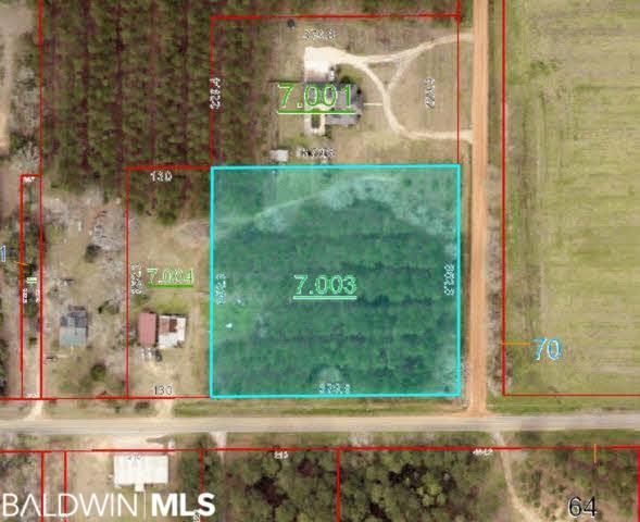 County Road 64, Robertsdale, AL 36567 (MLS #287424) :: Gulf Coast Experts Real Estate Team