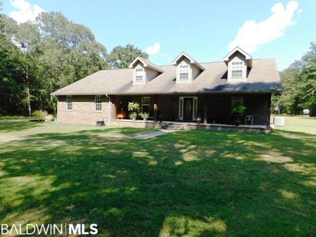 5840 Rockaway Creek Road, Walnut Hill, FL 32568 (MLS #287483) :: Jason Will Real Estate
