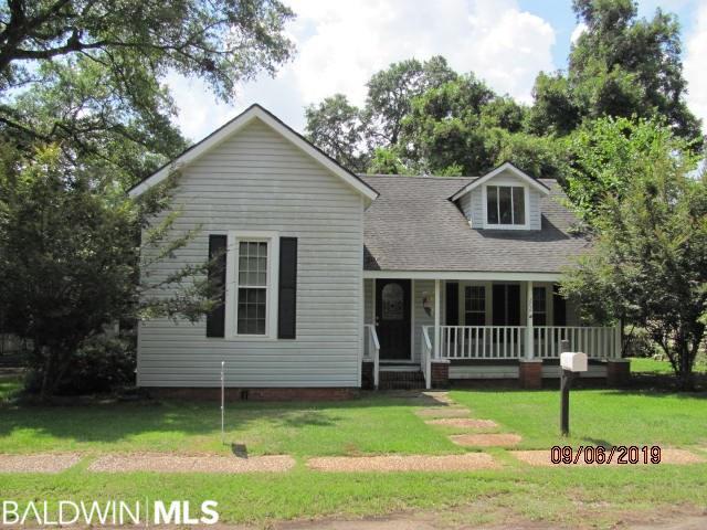 202 E Clinton Street, Jackson, AL 36545 (MLS #287533) :: Jason Will Real Estate