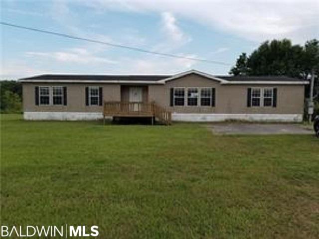 12859 Hugh Fort Rd, Grand Bay, AL 36541 (MLS #287583) :: Elite Real Estate Solutions