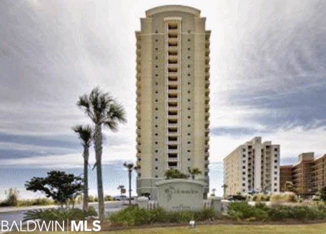 527 E Beach Blvd #701, Gulf Shores, AL 36542 (MLS #289110) :: Jason Will Real Estate
