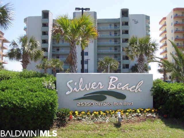 25350 Perdido Beach Blvd #502, Orange Beach, AL 36561 (MLS #289603) :: Dodson Real Estate Group