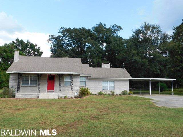 117 Highland Avenue, Atmore, AL 36502 (MLS #289715) :: The Dodson Team