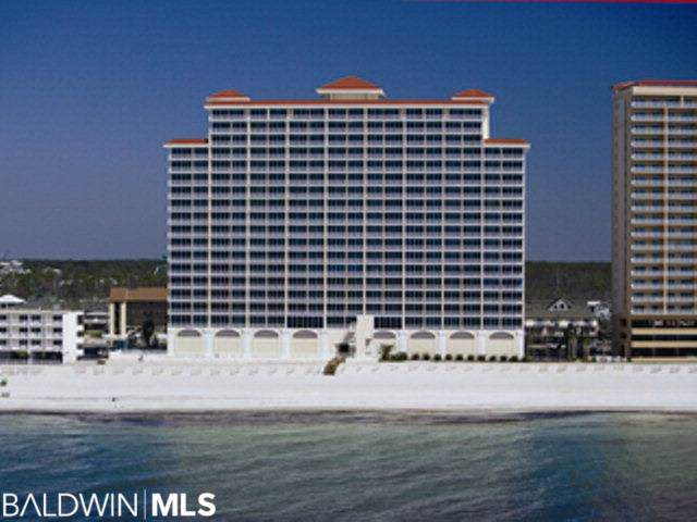365 E Beach Blvd #704, Gulf Shores, AL 36542 (MLS #289717) :: Ashurst & Niemeyer Real Estate