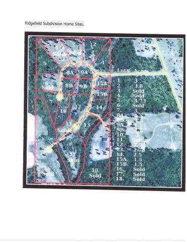0 Ridgefield Lane, Brewton, AL 36426 (MLS #289917) :: Elite Real Estate Solutions