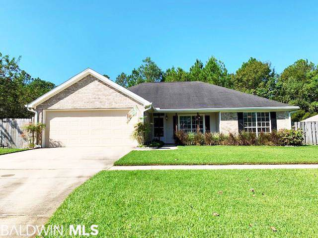 5897 Shady Woods Ct, Gulf Shores, AL 36542 (MLS #290085) :: The Kathy Justice Team - Better Homes and Gardens Real Estate Main Street Properties