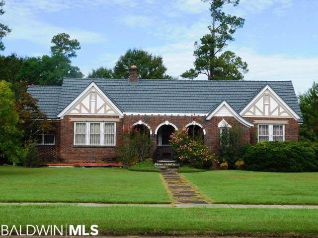 1000 Presley Street, Atmore, AL 36502 (MLS #290297) :: Jason Will Real Estate