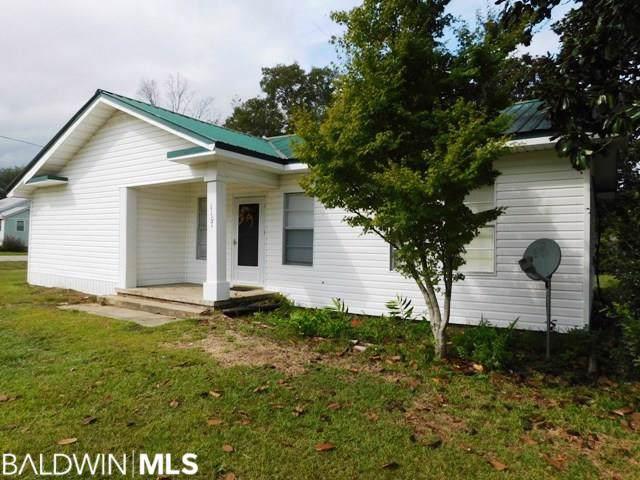 1107 E Horner Street, Atmore, AL 36502 (MLS #290308) :: Elite Real Estate Solutions