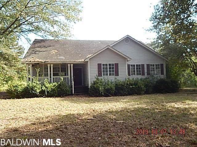 3497 Millry Buckatunna Rd, Millry, AL 36558 (MLS #290319) :: Elite Real Estate Solutions