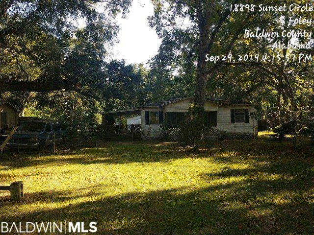 18862 Sunset Cir, Foley, AL 36535 (MLS #290408) :: Gulf Coast Experts Real Estate Team