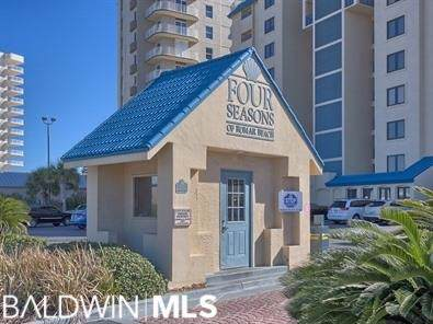 26072 Perdido Beach Blvd 602E, Orange Beach, AL 36561 (MLS #290461) :: The Dodson Team