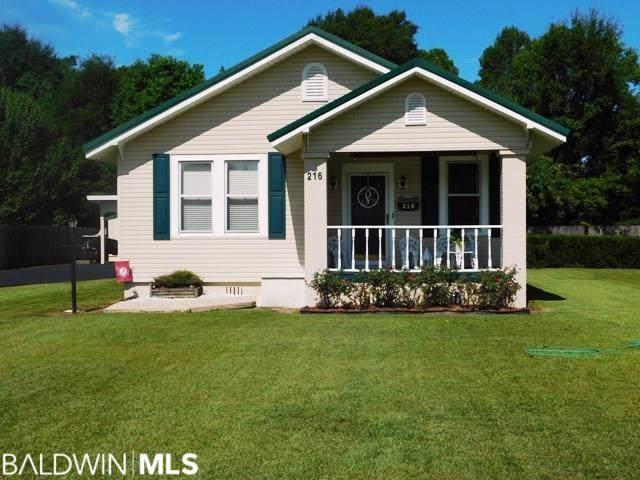 216 7th Avenue, Atmore, AL 36502 (MLS #290495) :: Dodson Real Estate Group