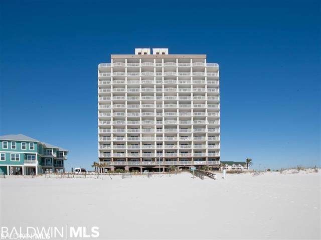 561 E Beach Blvd #508, Gulf Shores, AL 36542 (MLS #291147) :: Elite Real Estate Solutions
