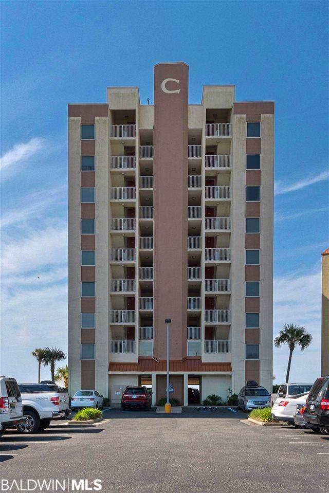 517 E Beach Blvd 2C, Gulf Shores, AL 36542 (MLS #291158) :: Jason Will Real Estate