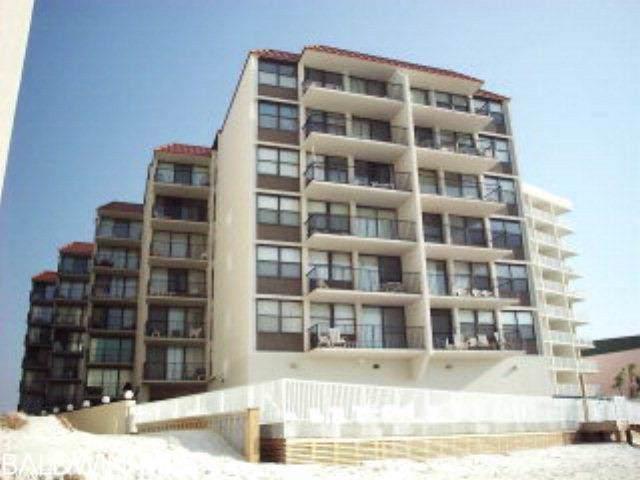 511 E Beach Blvd #203, Gulf Shores, AL 36542 (MLS #291407) :: Ashurst & Niemeyer Real Estate