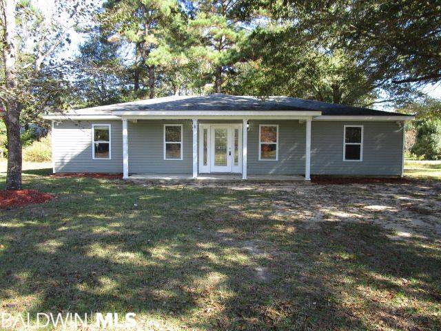 23016 County Road 55, Silverhill, AL 36576 (MLS #291528) :: Gulf Coast Experts Real Estate Team