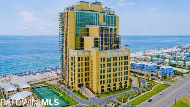 23450 Perdido Beach Blvd #1812, Orange Beach, AL 36561 (MLS #292128) :: ResortQuest Real Estate