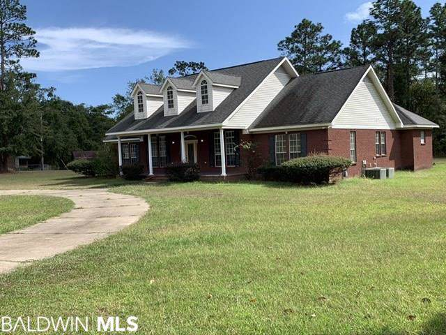 4587 Fowl River Rd, Theodore, AL 36582 (MLS #292235) :: Elite Real Estate Solutions