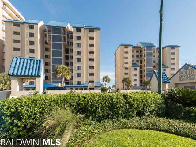 26072 Perdido Beach Blvd 101E, Orange Beach, AL 36561 (MLS #292312) :: JWRE Powered by JPAR Coast & County