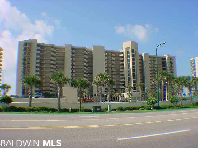 26802 Perdido Beach Blvd #604, Orange Beach, AL 36561 (MLS #292932) :: Gulf Coast Experts Real Estate Team