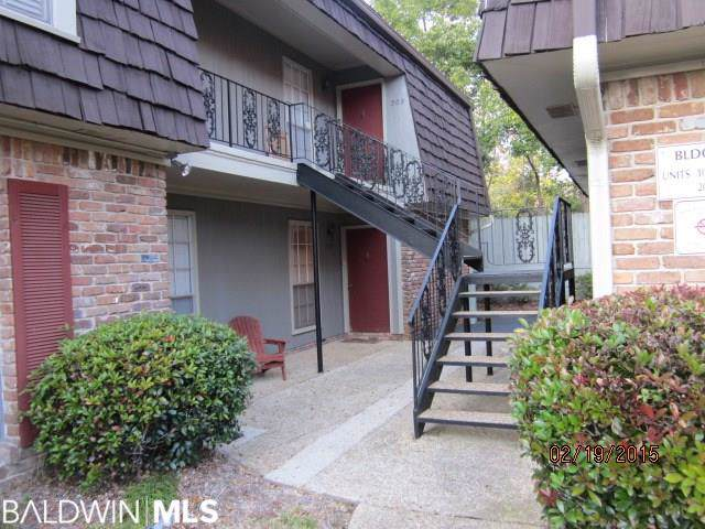207 S Mobile Street #203, Fairhope, AL 36532 (MLS #293003) :: Ashurst & Niemeyer Real Estate