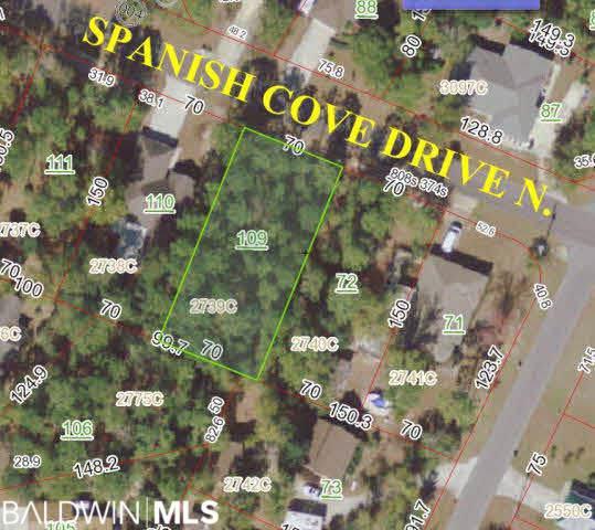 2739 N Spanish Cove Dr, Lillian, AL 36549 (MLS #293066) :: ResortQuest Real Estate