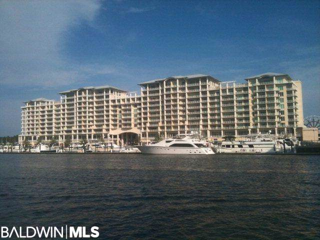 4851 Wharf Pkwy #515, Orange Beach, AL 36561 (MLS #293107) :: Gulf Coast Experts Real Estate Team