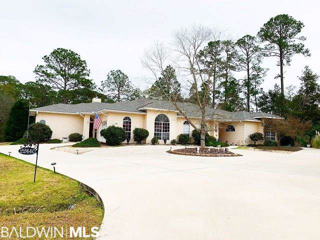 22440 Cotton Creek Trace, Gulf Shores, AL 36542 (MLS #293276) :: Elite Real Estate Solutions