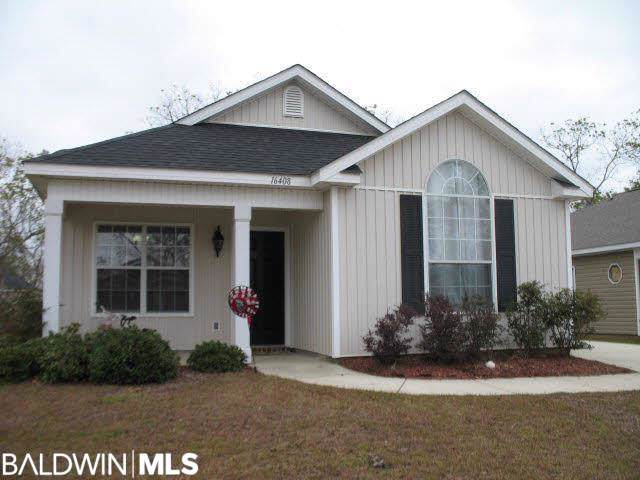 16408 Trace Drive, Loxley, AL 36551 (MLS #293357) :: Elite Real Estate Solutions