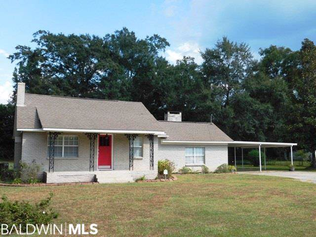 117 Highland Avenue, Atmore, AL 36502 (MLS #293439) :: Gulf Coast Experts Real Estate Team