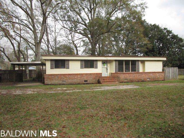 402 NW 4th Street, Summerdale, AL 36580 (MLS #293494) :: Elite Real Estate Solutions