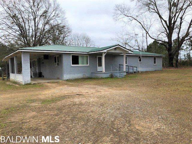 874 Spring Bank Church Road, Chatom, AL 36518 (MLS #293991) :: Coldwell Banker Coastal Realty