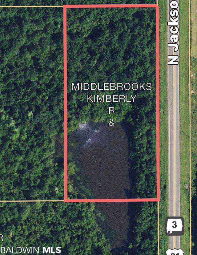 N Jackson Street, Castleberry, AL 36432 (MLS #294062) :: Elite Real Estate Solutions