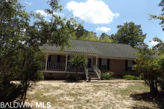 14410 County Road 83, Elberta, AL 36530 (MLS #294241) :: Elite Real Estate Solutions
