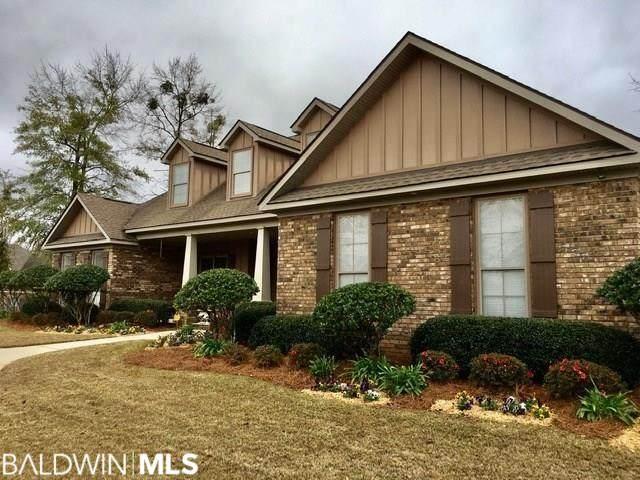9245 Creek Court, Mobile, AL 36695 (MLS #294730) :: Elite Real Estate Solutions