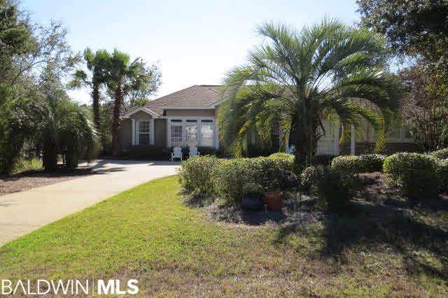 31286 Oak Drive, Orange Beach, AL 36561 (MLS #295025) :: Dodson Real Estate Group