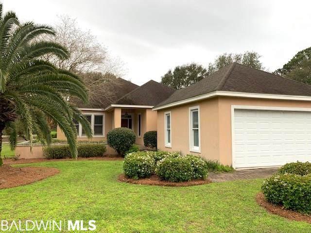 61 Lagoon Dr, Gulf Shores, AL 36542 (MLS #295029) :: Elite Real Estate Solutions