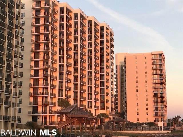 27008 Perdido Beach Blvd #901, Orange Beach, AL 36561 (MLS #295126) :: Ashurst & Niemeyer Real Estate