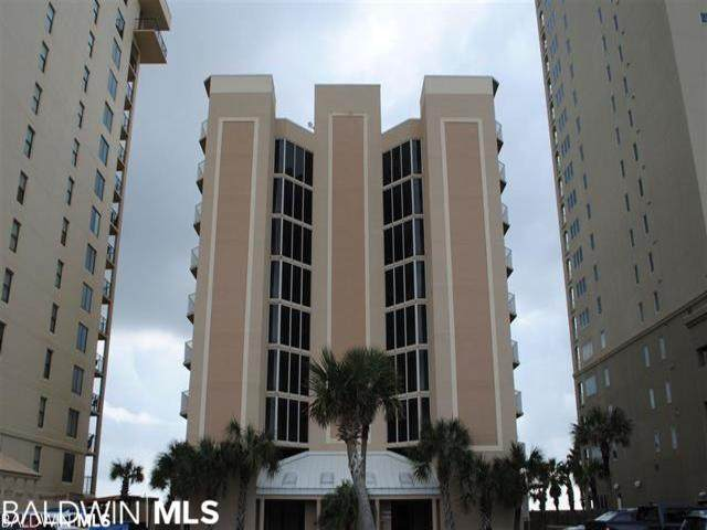 24114 Perdido Beach Blvd #301, Orange Beach, AL 36561 (MLS #295783) :: The Kathy Justice Team - Better Homes and Gardens Real Estate Main Street Properties
