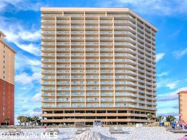 401 E Beach Blvd #1105, Gulf Shores, AL 36542 (MLS #295904) :: ResortQuest Real Estate