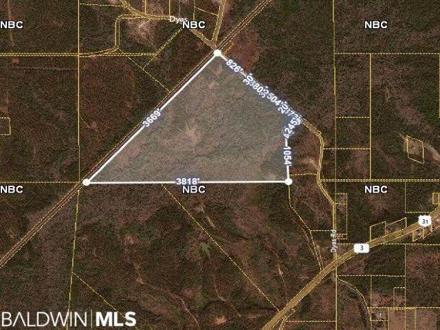 0 Dyas Road, Bay Minette, AL 36507 (MLS #296035) :: JWRE Powered by JPAR Coast & County