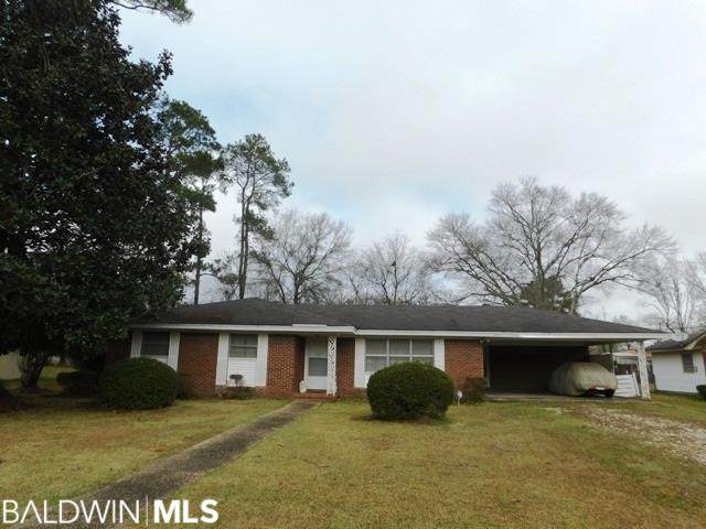 603 E Pine St, Atmore, AL 36502 (MLS #296166) :: Ashurst & Niemeyer Real Estate