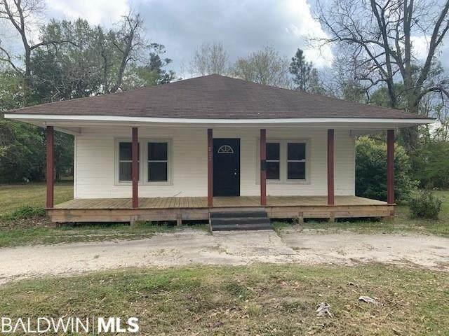 203 W Owens St, Atmore, AL 36502 (MLS #296332) :: Coldwell Banker Coastal Realty