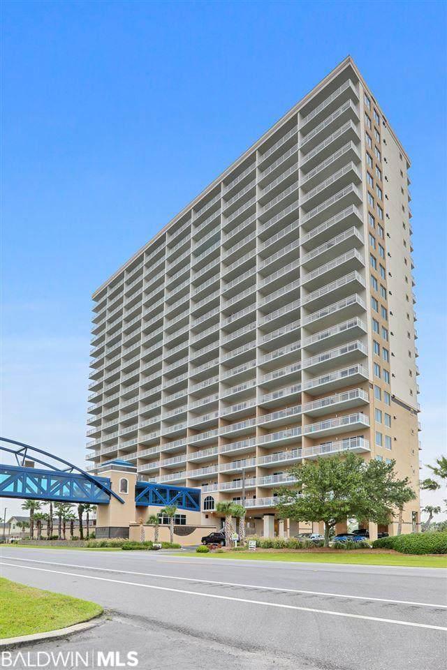 1010 W Beach Blvd #503, Gulf Shores, AL 36542 (MLS #296591) :: ResortQuest Real Estate
