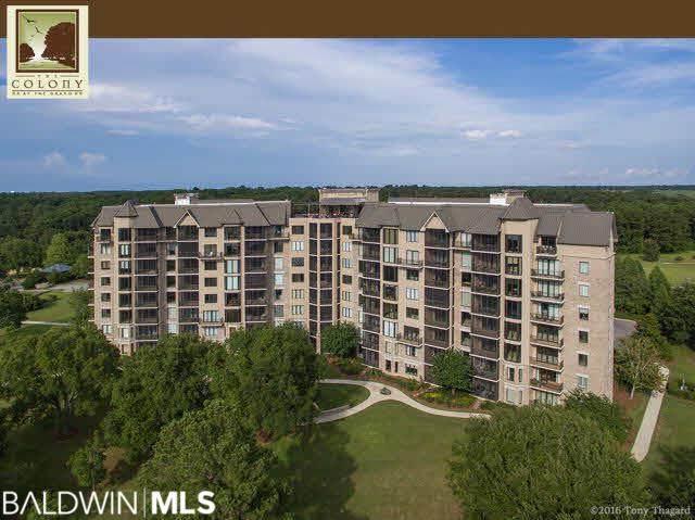 18269 Colony Drive #707, Fairhope, AL 36532 (MLS #296660) :: ResortQuest Real Estate