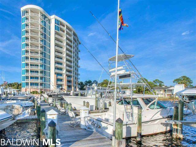28250 Canal Road #402, Orange Beach, AL 36561 (MLS #296811) :: ResortQuest Real Estate