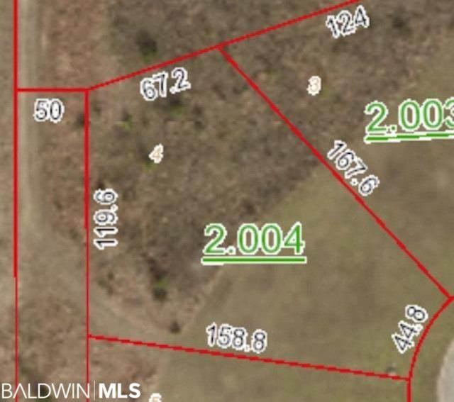 Lot #4 Muirfield Ct, Gulf Shores, AL 36542 (MLS #298110) :: Elite Real Estate Solutions