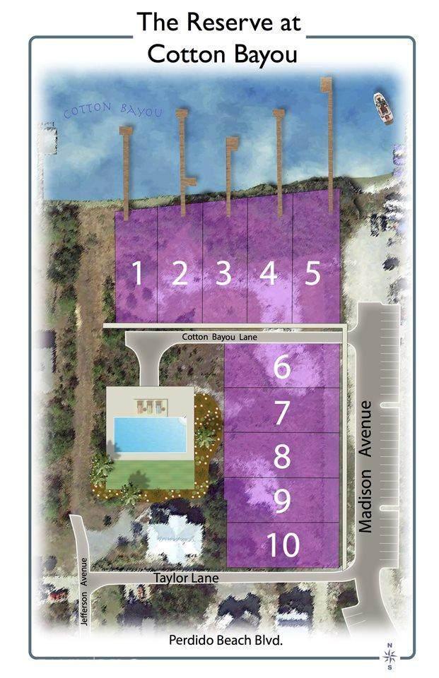 4 Cotton Bayou Ln, Orange Beach, AL 36561 (MLS #298123) :: Gulf Coast Experts Real Estate Team