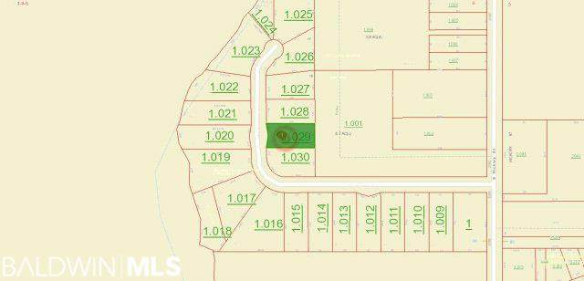 LOT 20 Fielding Park Dr, Foley, AL 36535 (MLS #298498) :: Dodson Real Estate Group